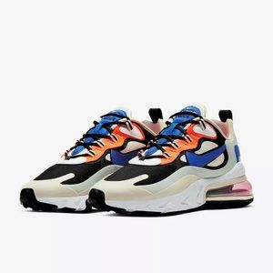Nike Air Max 270 React Fossil Women's Shoes